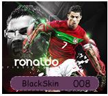 قالب وبلاگ فوتبال، کریستین رونالدو